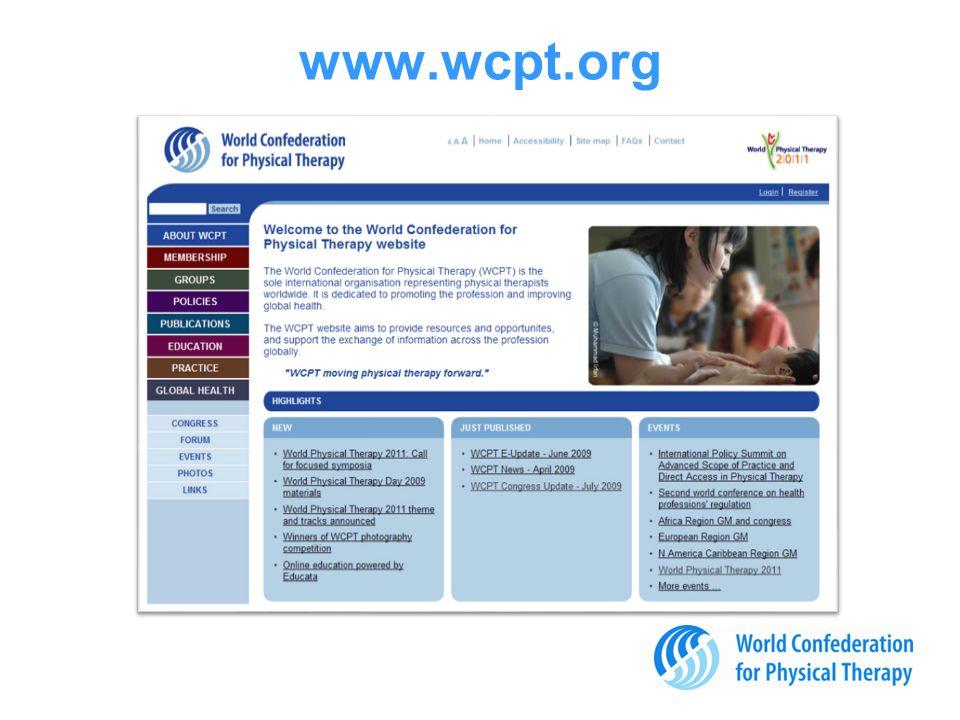 www.wcpt.org