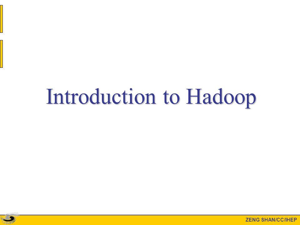What can Hadoop do.Hadoop is an open-source software framework.