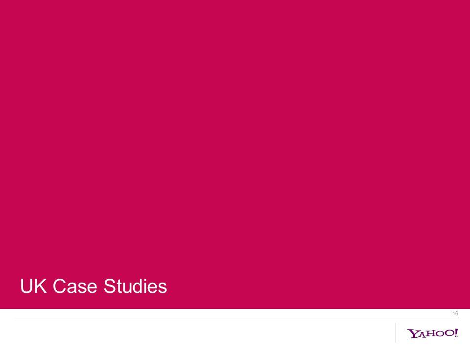 16 UK Case Studies