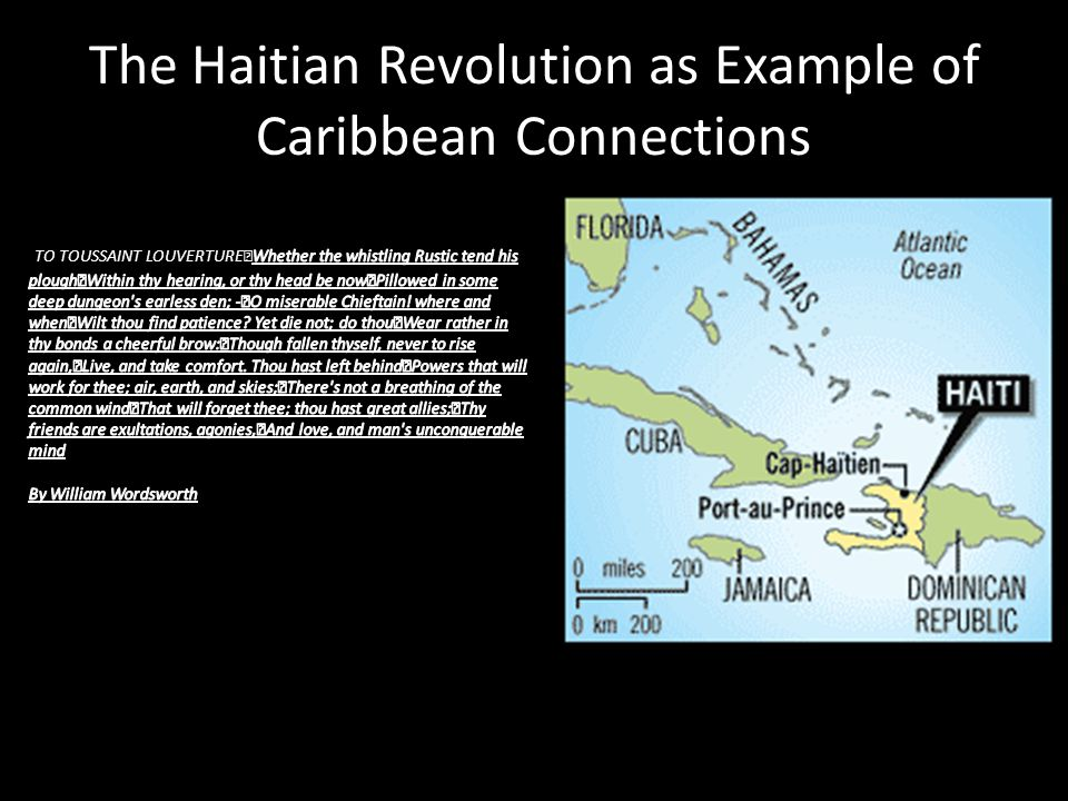 Black Power in the Caribbean Walter Rodney, (Guyanese intellectual )1969: Black Power in the West Indies means these three closely related things: 1)The break with imperialism which is historically white racist.