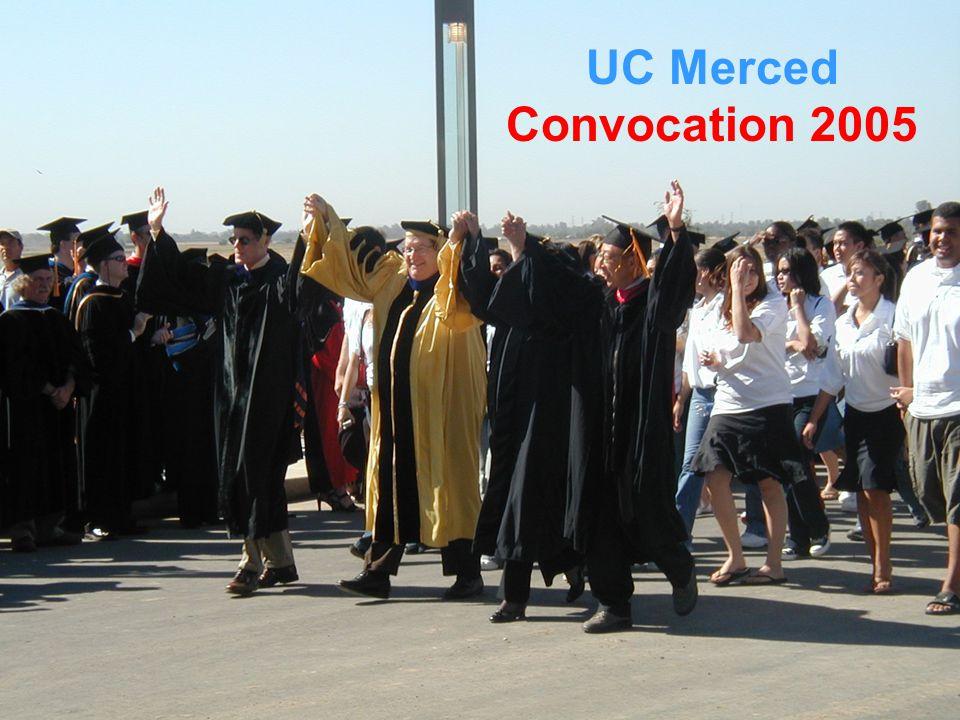 UC Merced Convocation 2005