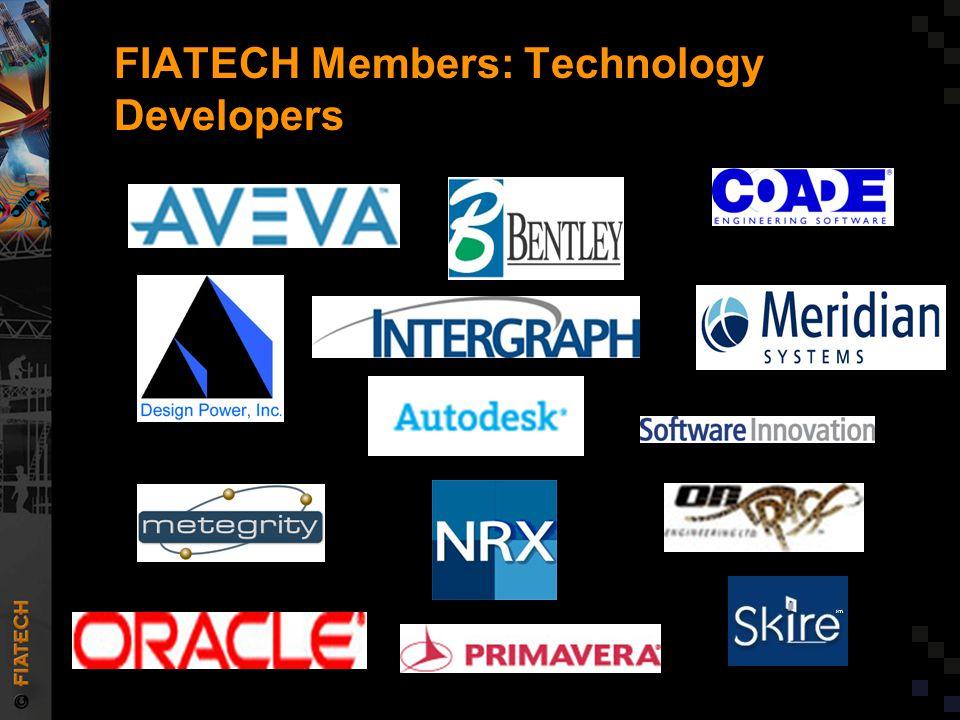 FIATECH Members: Universities & Research Institutes