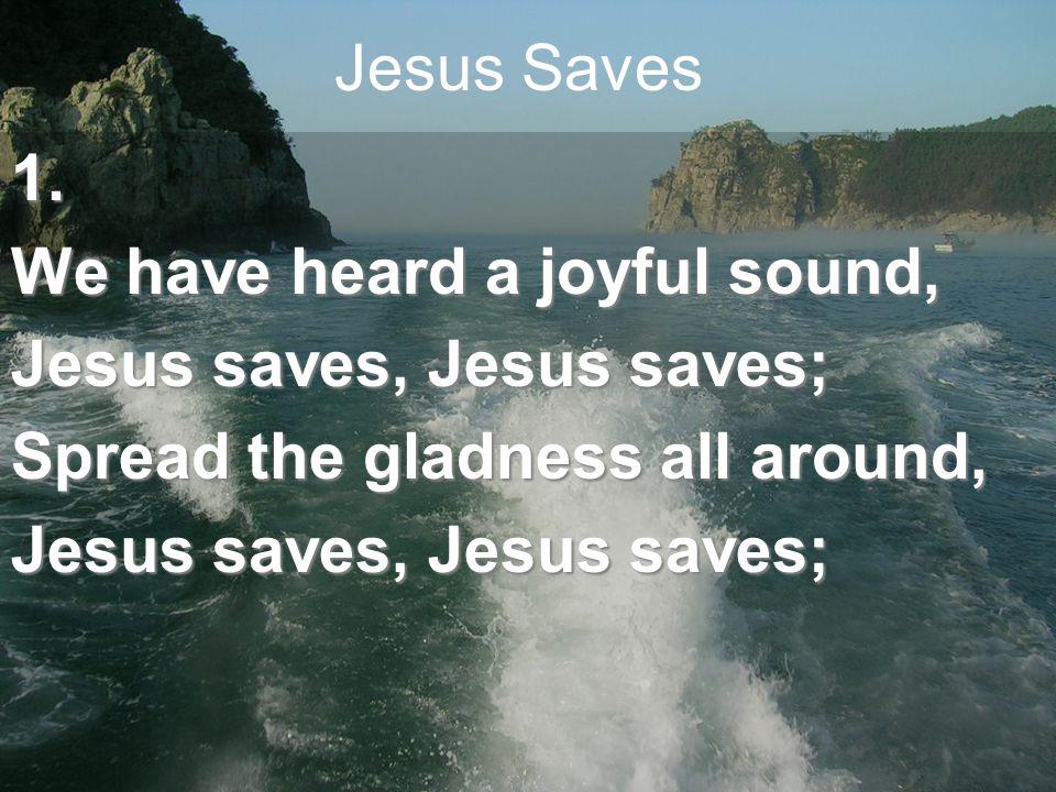 Jesus Saves1.