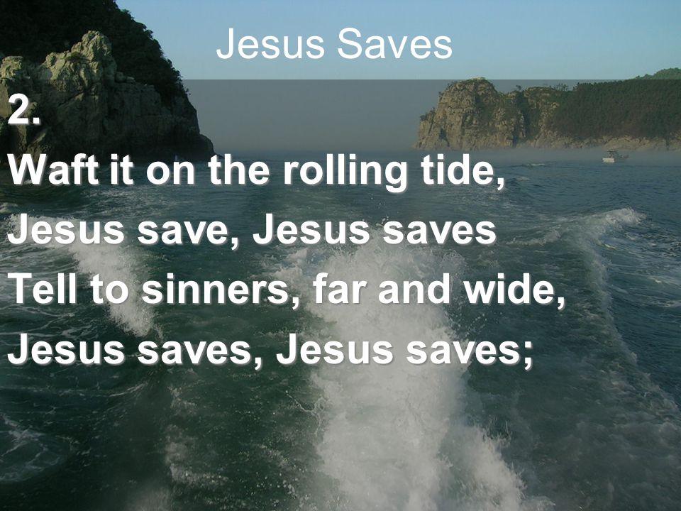 Jesus Saves2.