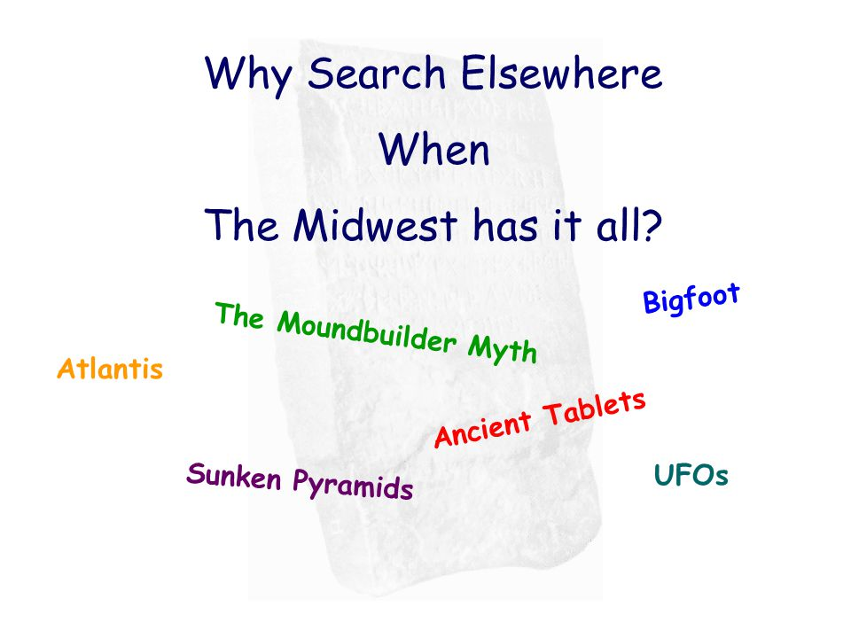 Why Search Elsewhere When The Midwest has it all.