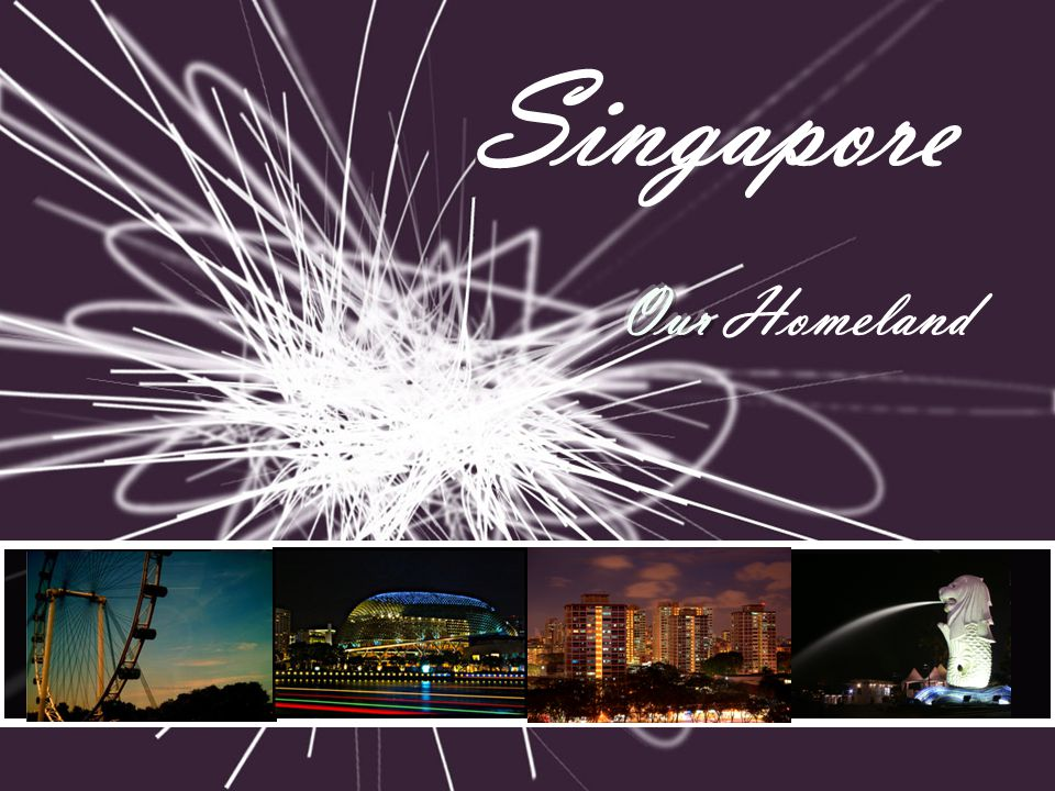 PowerPoint styles presentation templates Singapore was founded as a British trading colony in 1819.