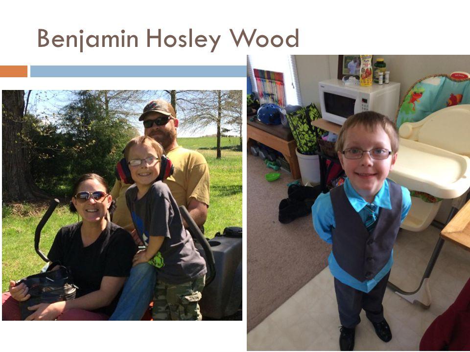 Benjamin Hosley Wood
