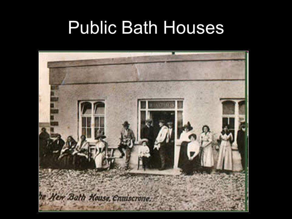 Public Bath Houses