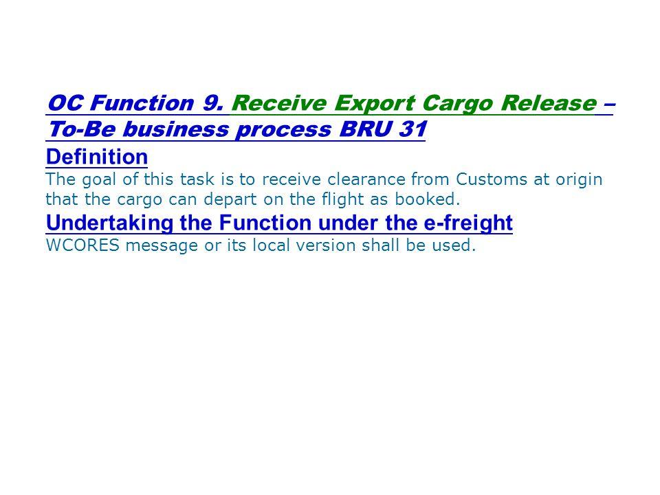 OC Function 9.