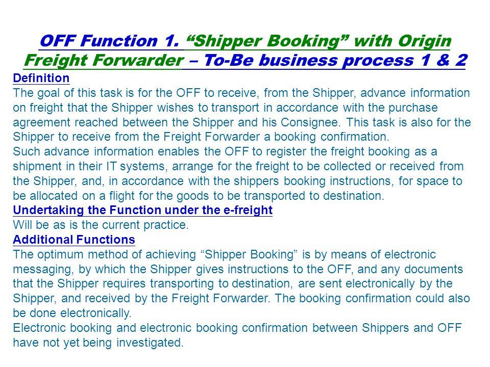 OC Function 5.