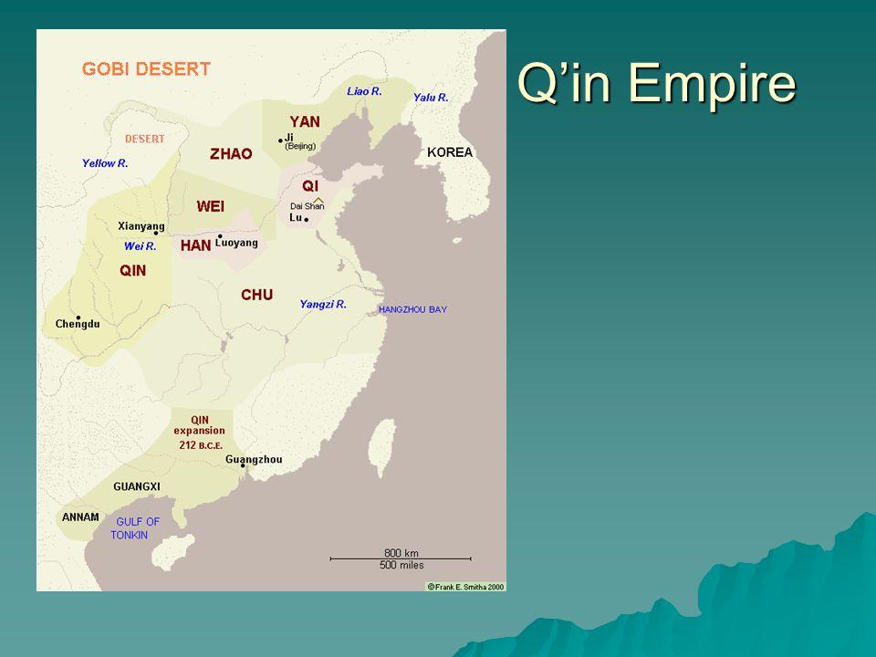 Q'in Empire