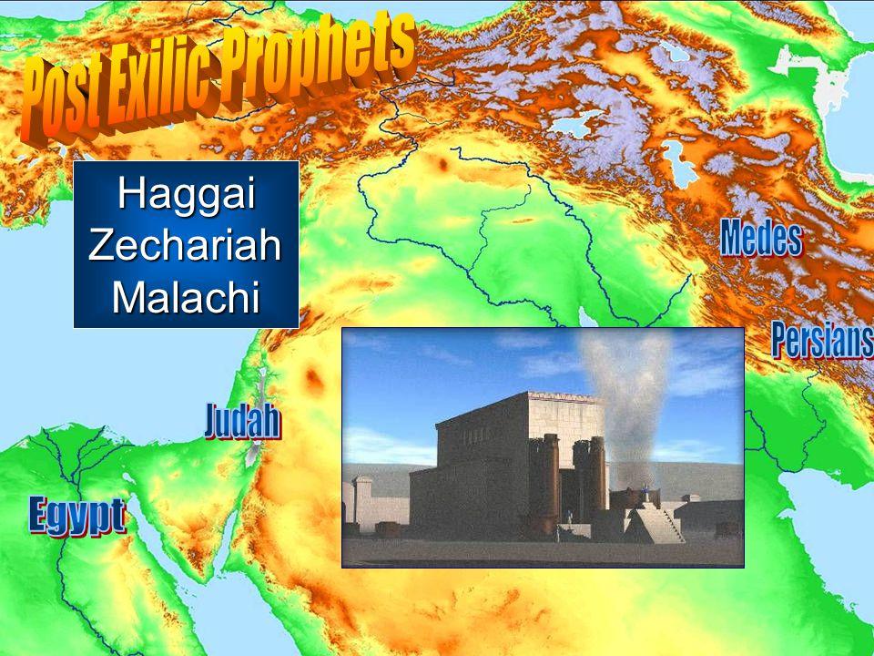 HaggaiZechariahMalachi