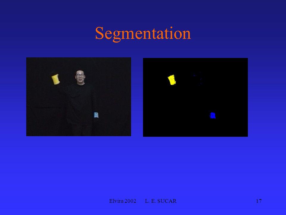 Elvira 2002 L. E. SUCAR17 Segmentation