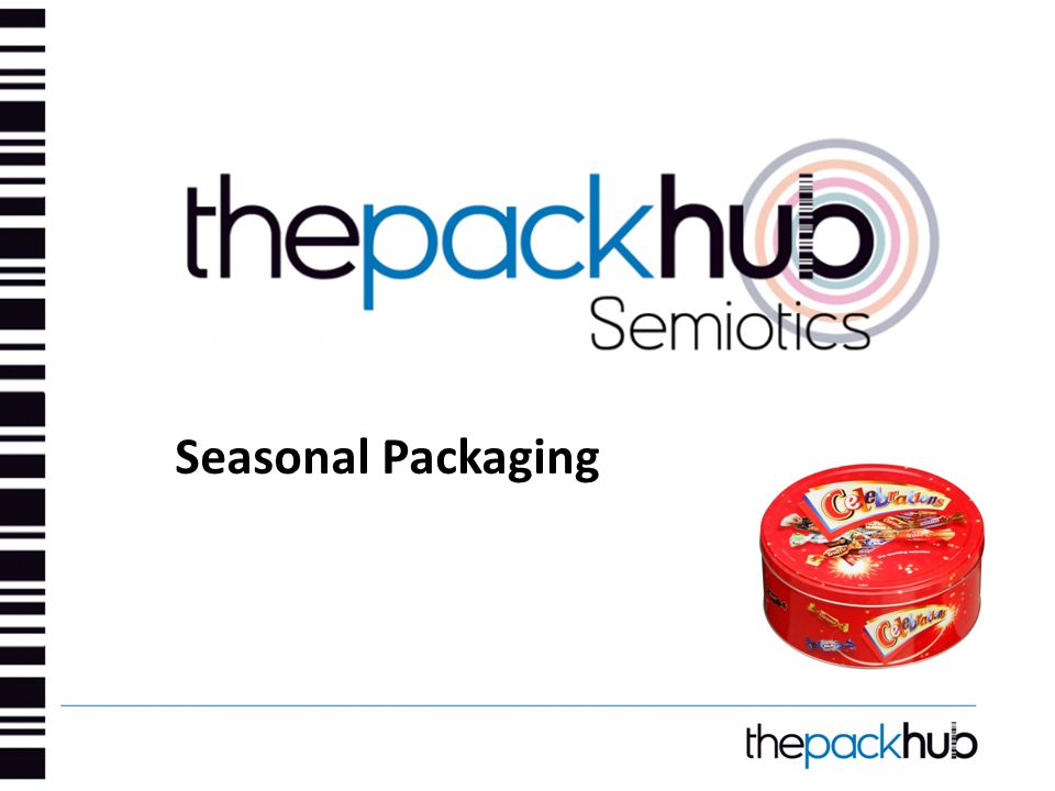 Contents ► Brief Introduction to Semiotics ► Semiotic Analysis of Christmas Packaging (forms)