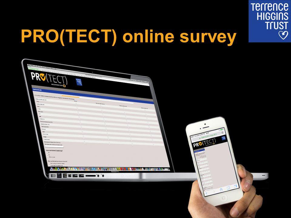 PRO(TECT) online survey