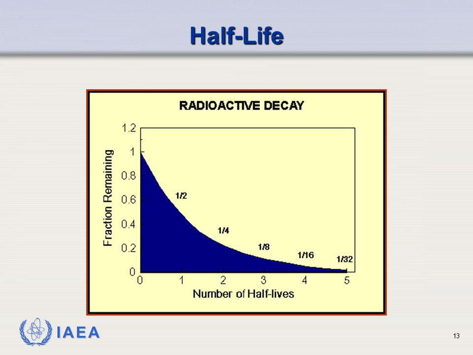 IAEA Half-Life 13