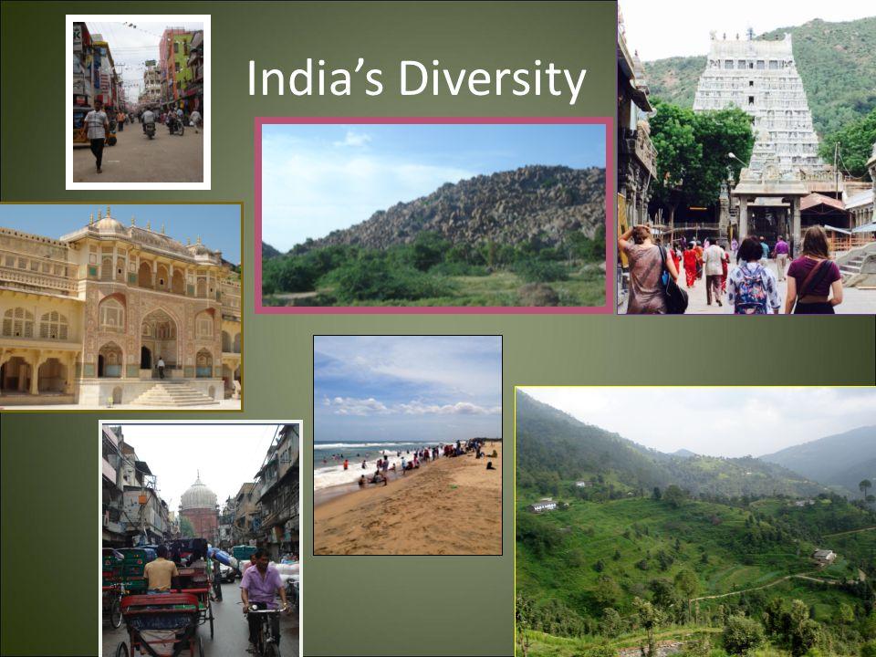 India's Diversity