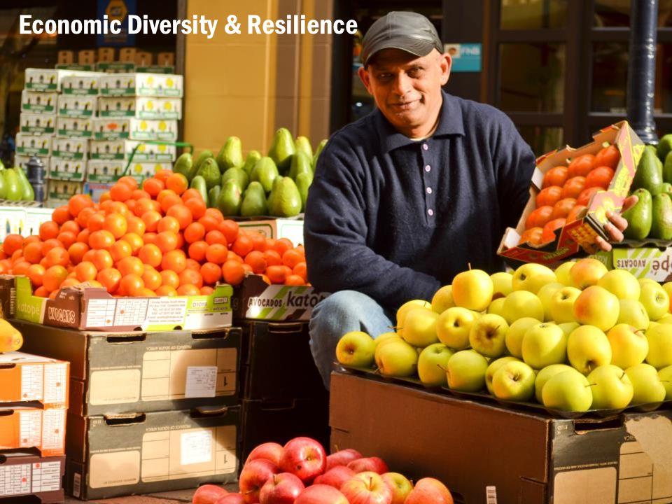 Economic Diversity & Resilience