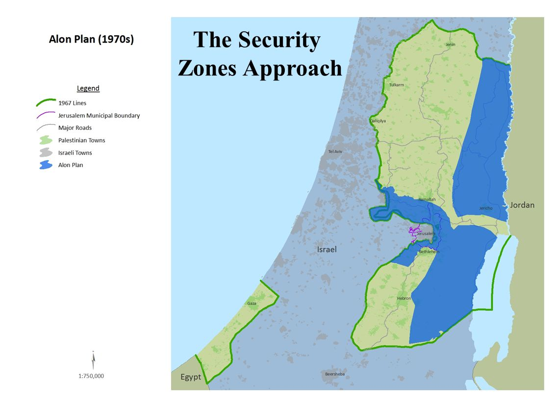 The Security Zones Approach