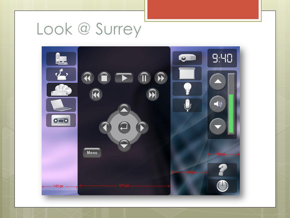 Look @ Surrey
