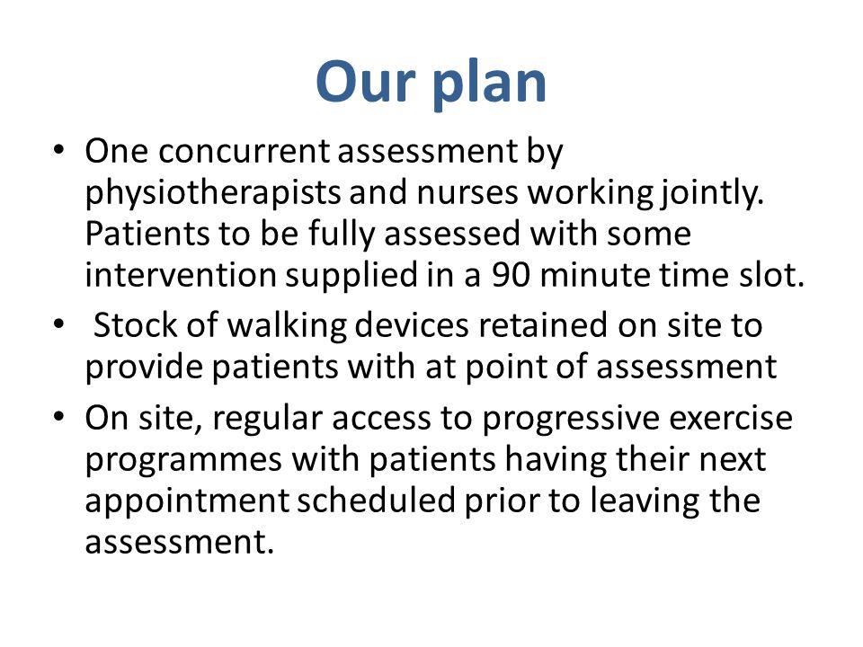 Why is Concurrent Assessment Advantageous.