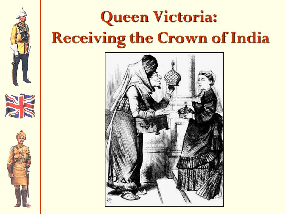 Queen Victoria: Receiving the Crown of India