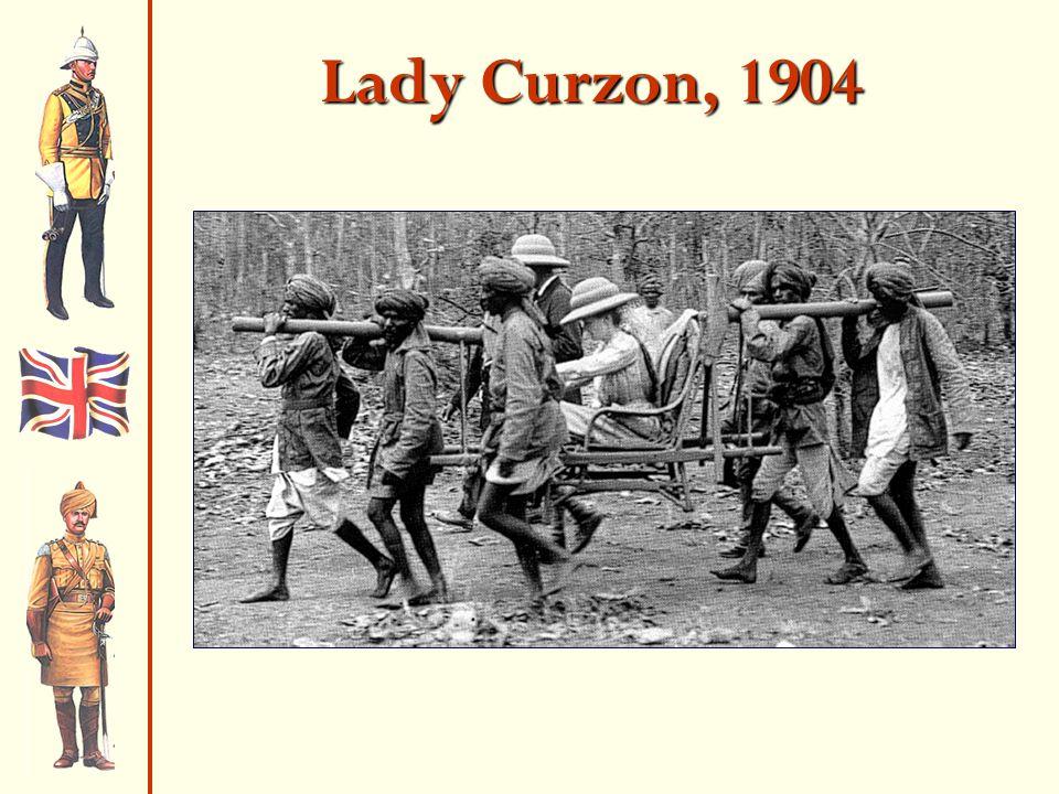 Lady Curzon, 1904