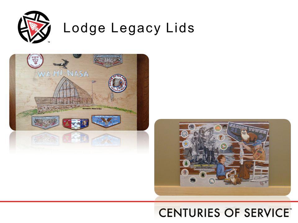 Lodge Legacy Lids