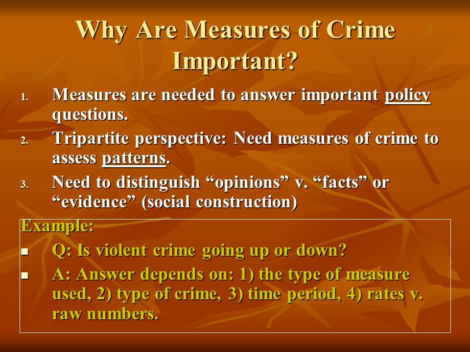 Crime Rates v.