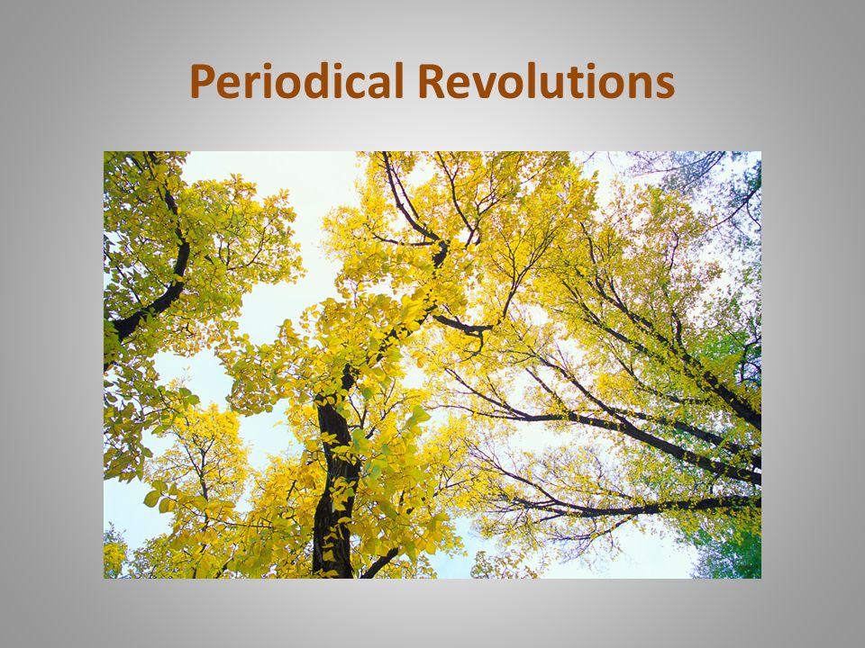 Periodical Revolutions