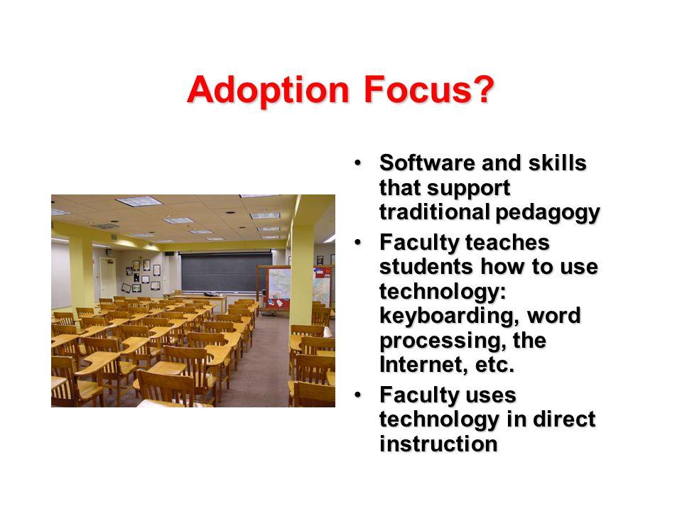 Adoption Focus.