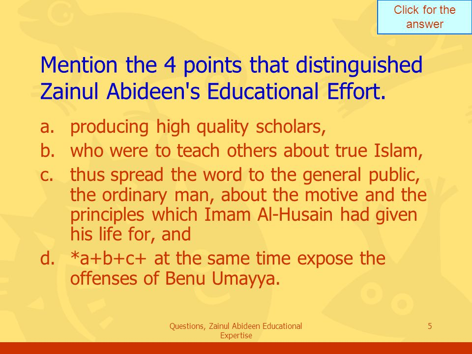 Click for the answer Questions, Zainul Abideen Educational Expertise 6 At what age did Zainul Abideen increase his educational works in the community.