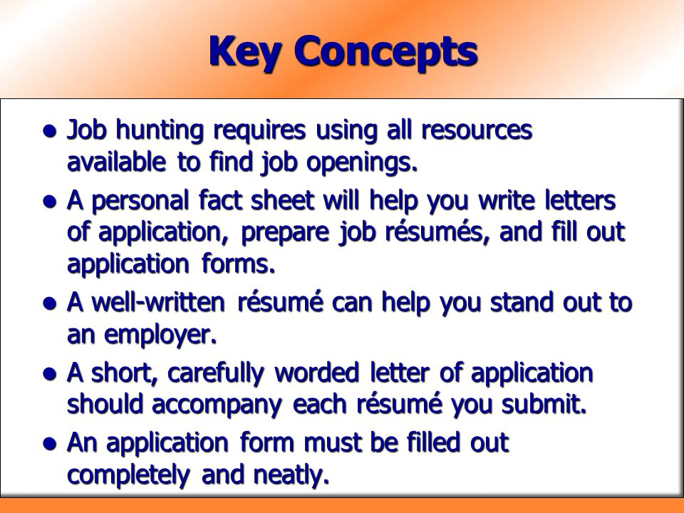 Developing a Home Page Your home page should include your résumé as well as photos of completed projects.