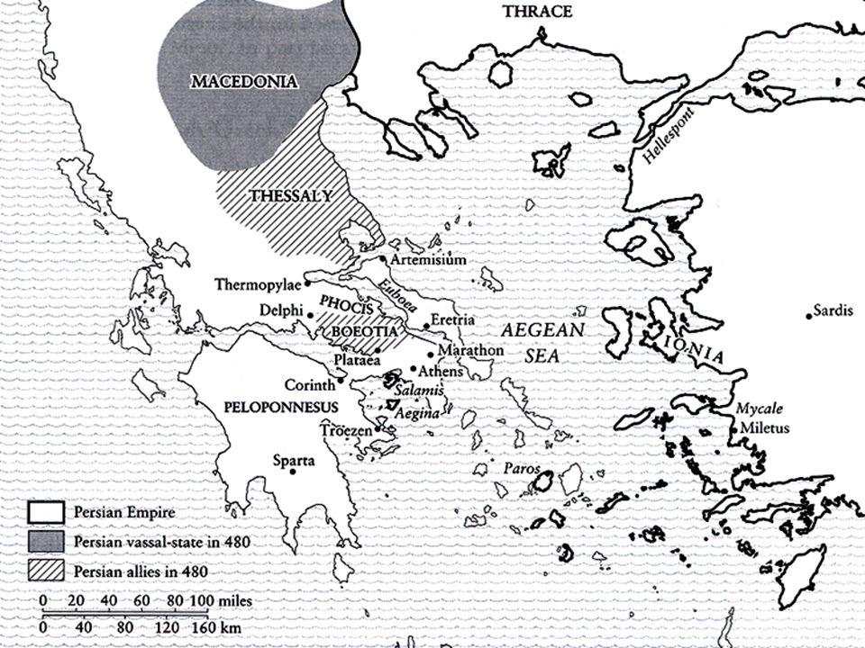 Xerxes' Route