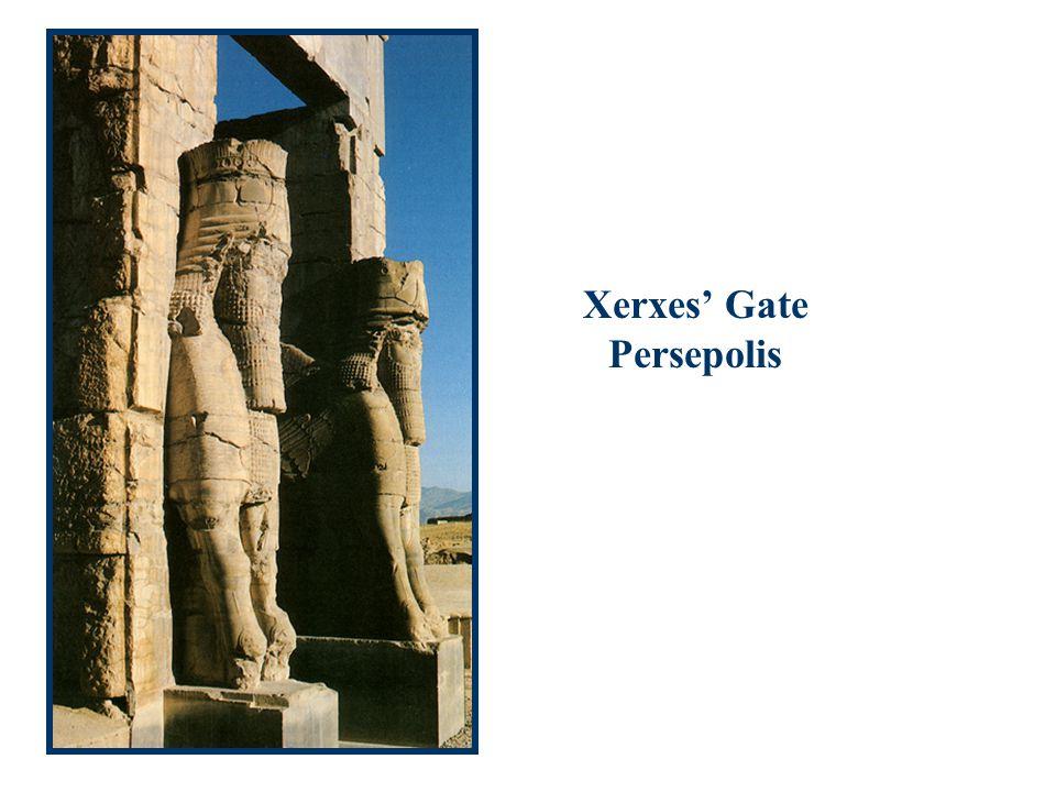 Xerxes' Gate Persepolis