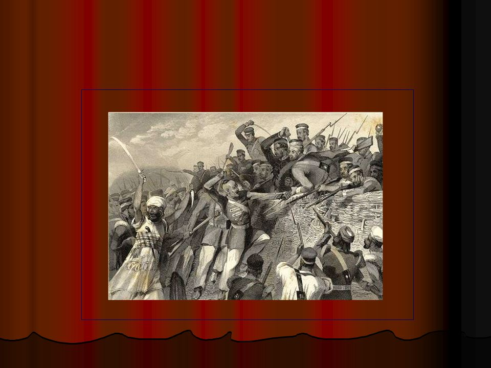 The revolt of 1857 was the most severe outburst of anger and discontent accumulated in the hearts of Indian society.