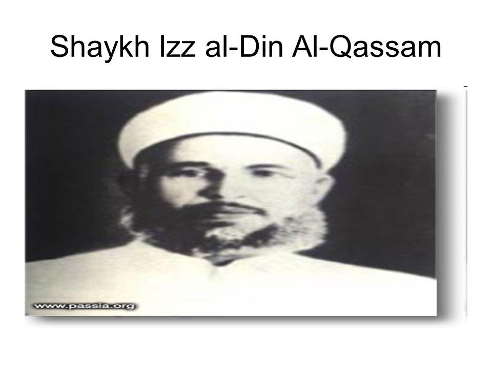 Shaykh Izz al-Din Al-Qassam