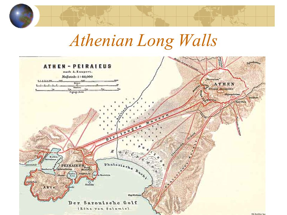 Athenian Long Walls