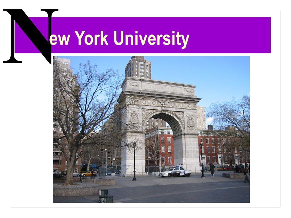 N ew York University