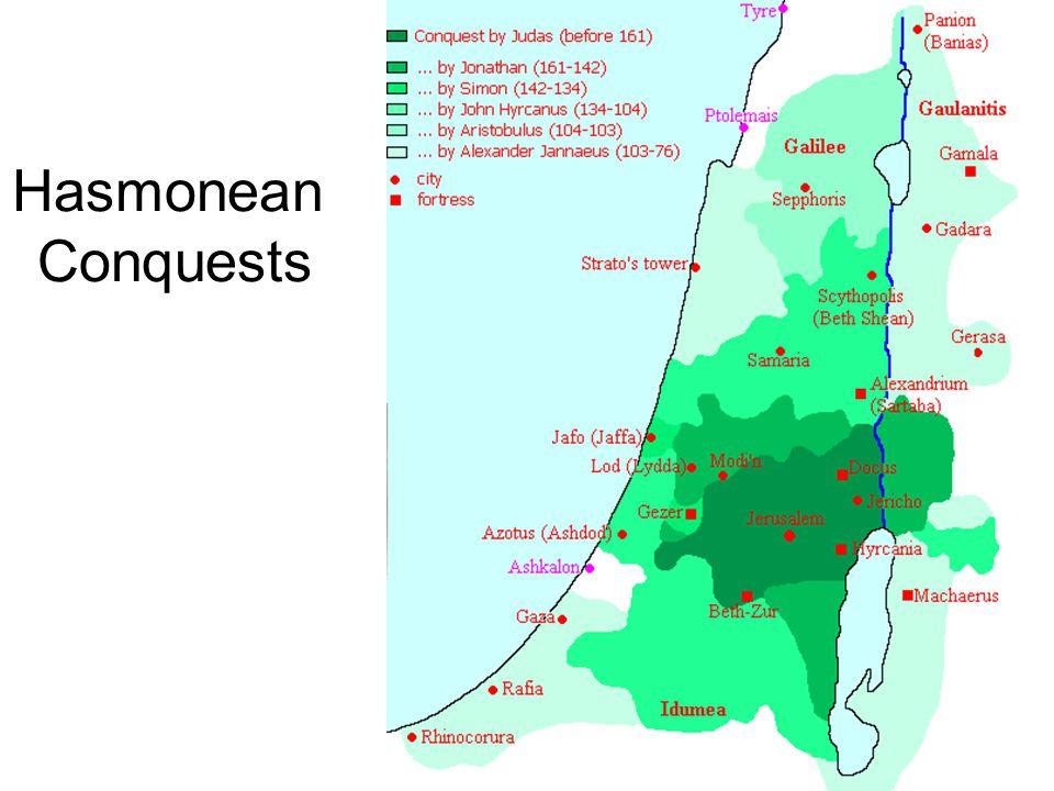 Hasmonean Conquests