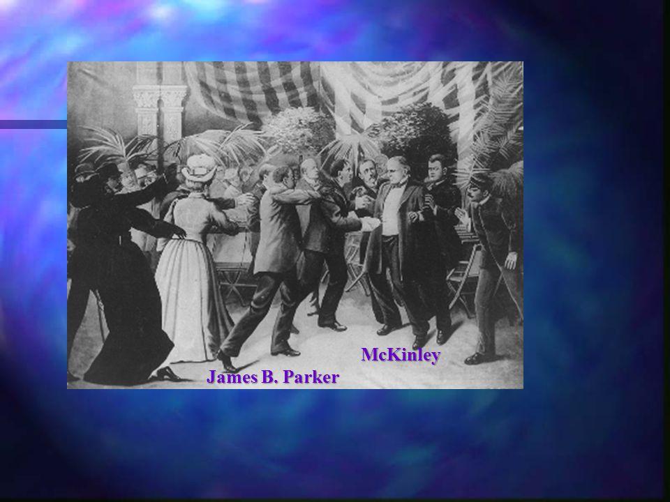 McKinley James B. Parker