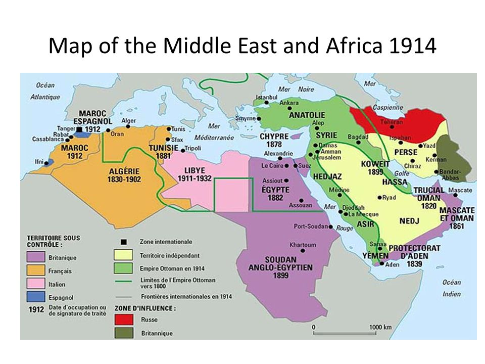 Problems with Allied Wartime Promises – Many ambiguous problems = begin unprepared for the collapse of the Ottoman Empire by the same plans that were suppose to have prepared them.