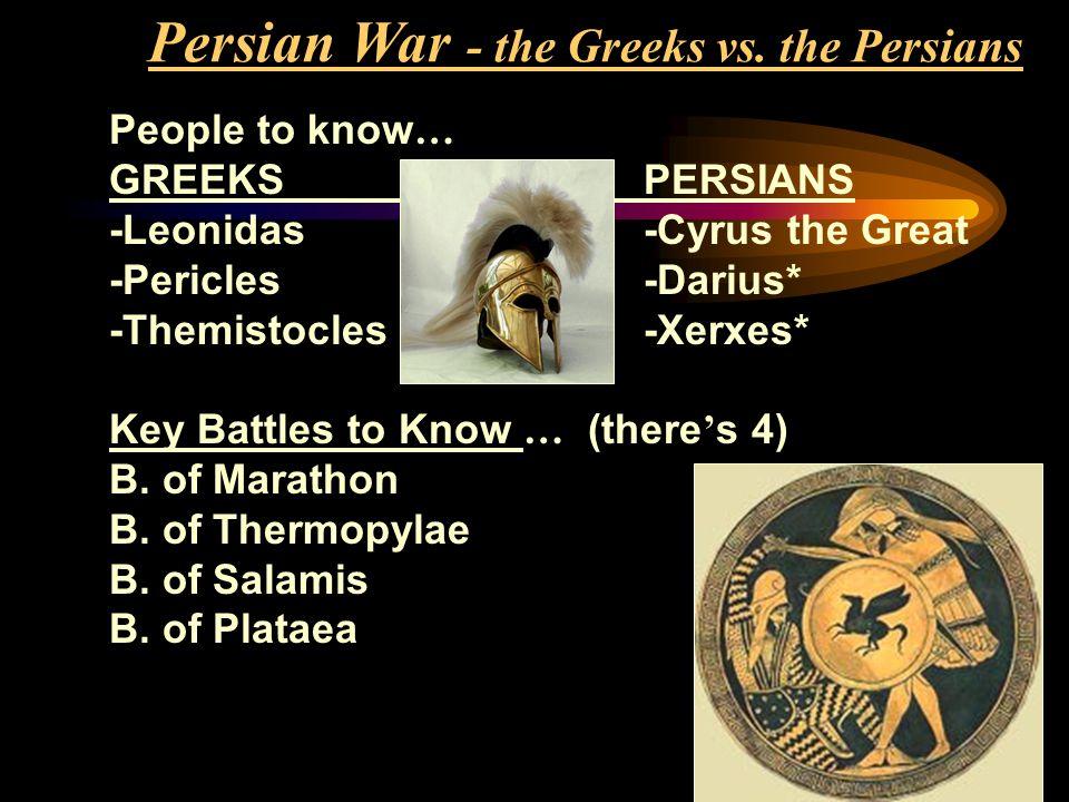 1 2 3 Marathon Salamis Thermopylae http://historien.unblog.fr/tag/periodes/ 4 Platai 5 Mycale