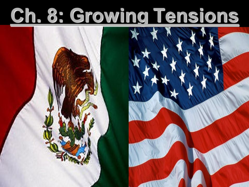 Question: Why do you think Mexico would fear any U.S.