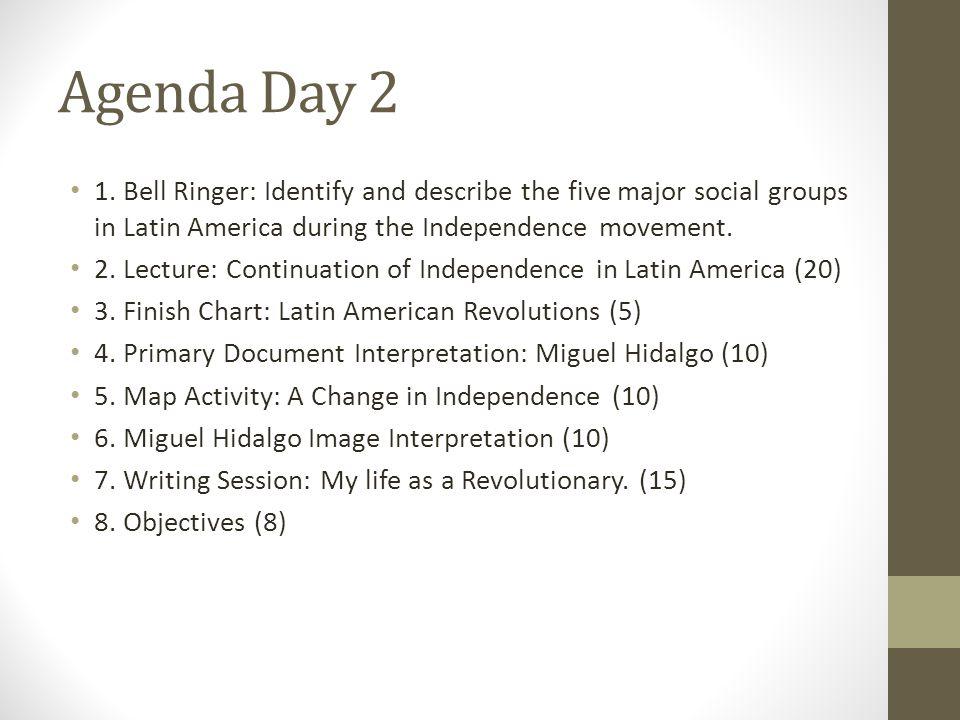 Agenda Day 2 1.