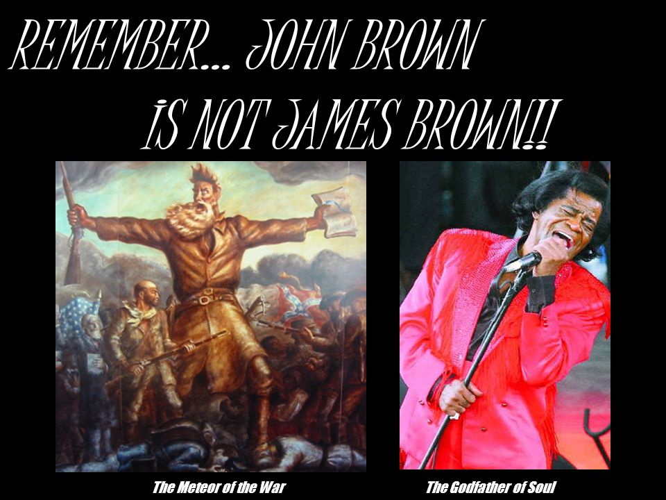 WAS BROWN JUSTIFIED? YOU DECIDE!
