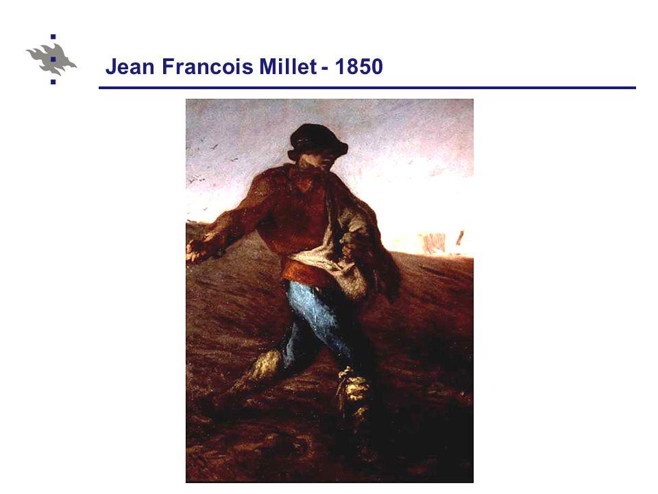 Jean Francois Millet - 1850