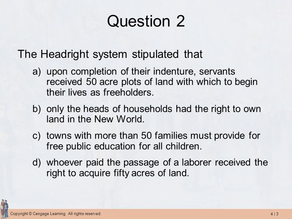 4 | 3 Copyright © Cengage Learning. All rights reserved.