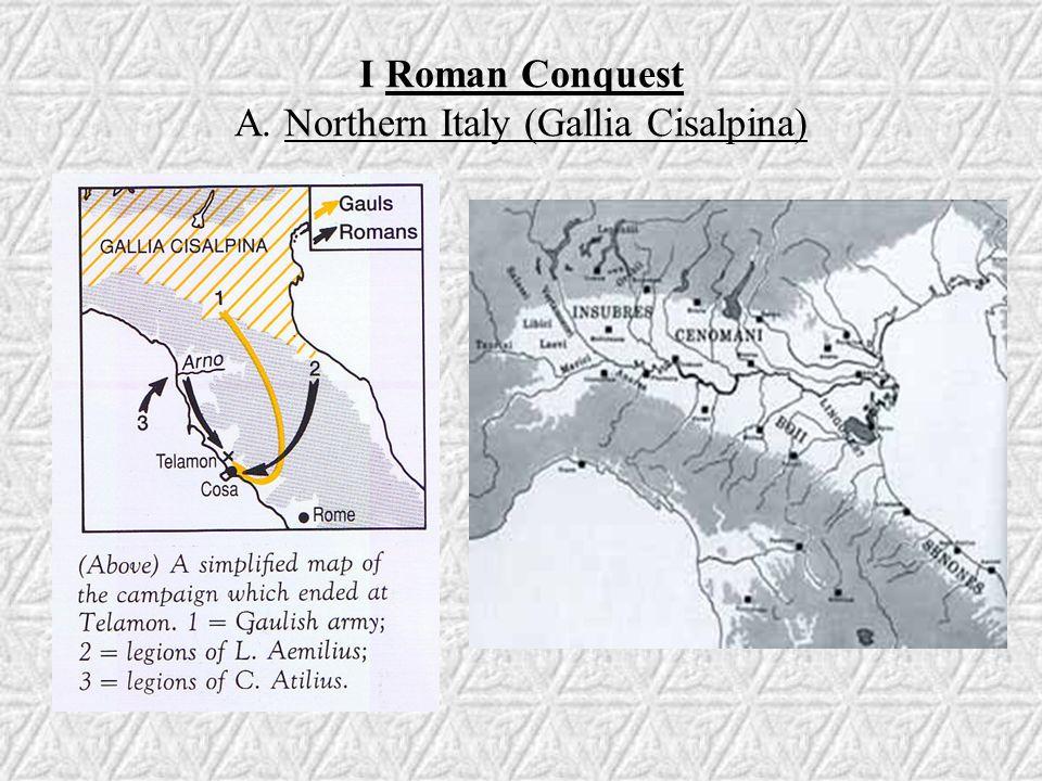 I Roman Conquest B. Iberia