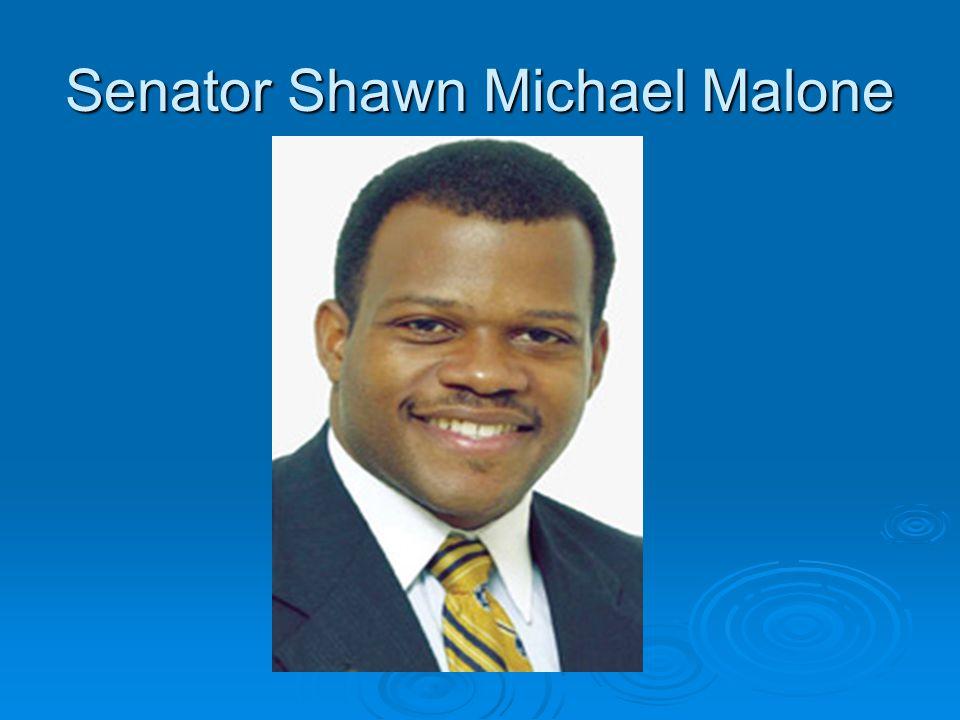 Senator Shawn Michael Malone